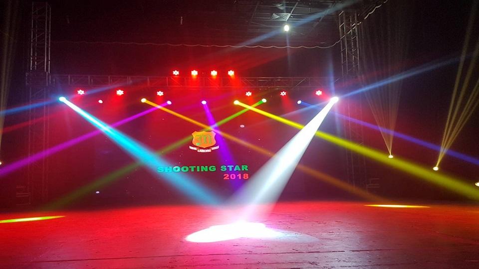 SHOOTING STAR 2018