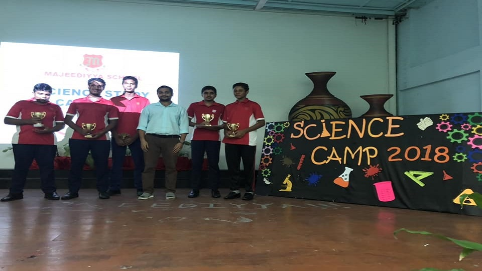 Science Camp 2018